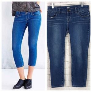 BDG Urban Outfitters LowRise Twig Crop Jeans 29x24
